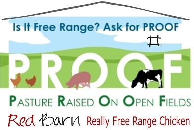 Free range chicken article